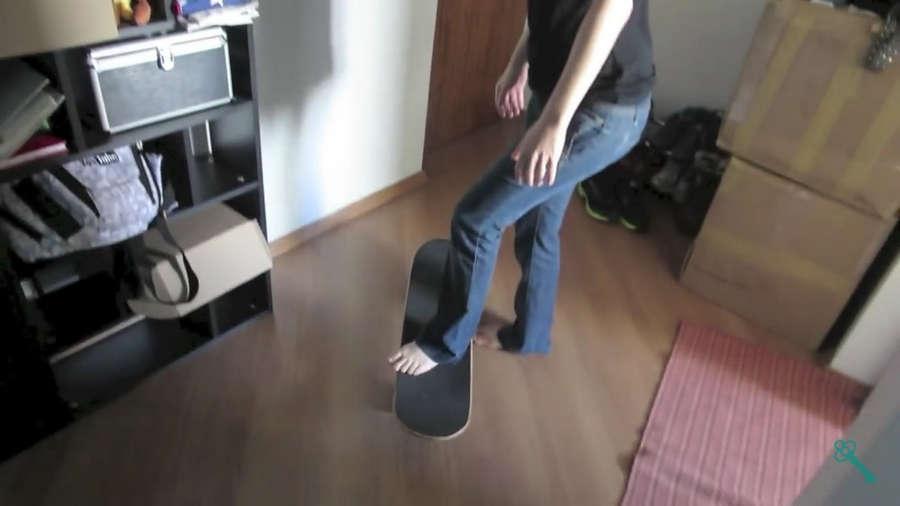 Nilce Moretto Feet