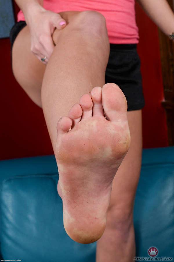 Summer Day Feet