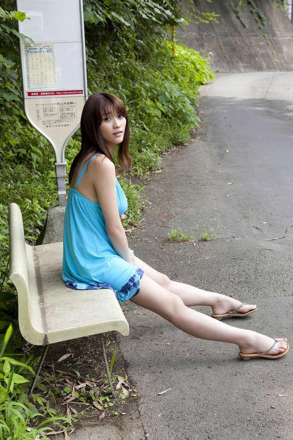 Mikie Hara Feet