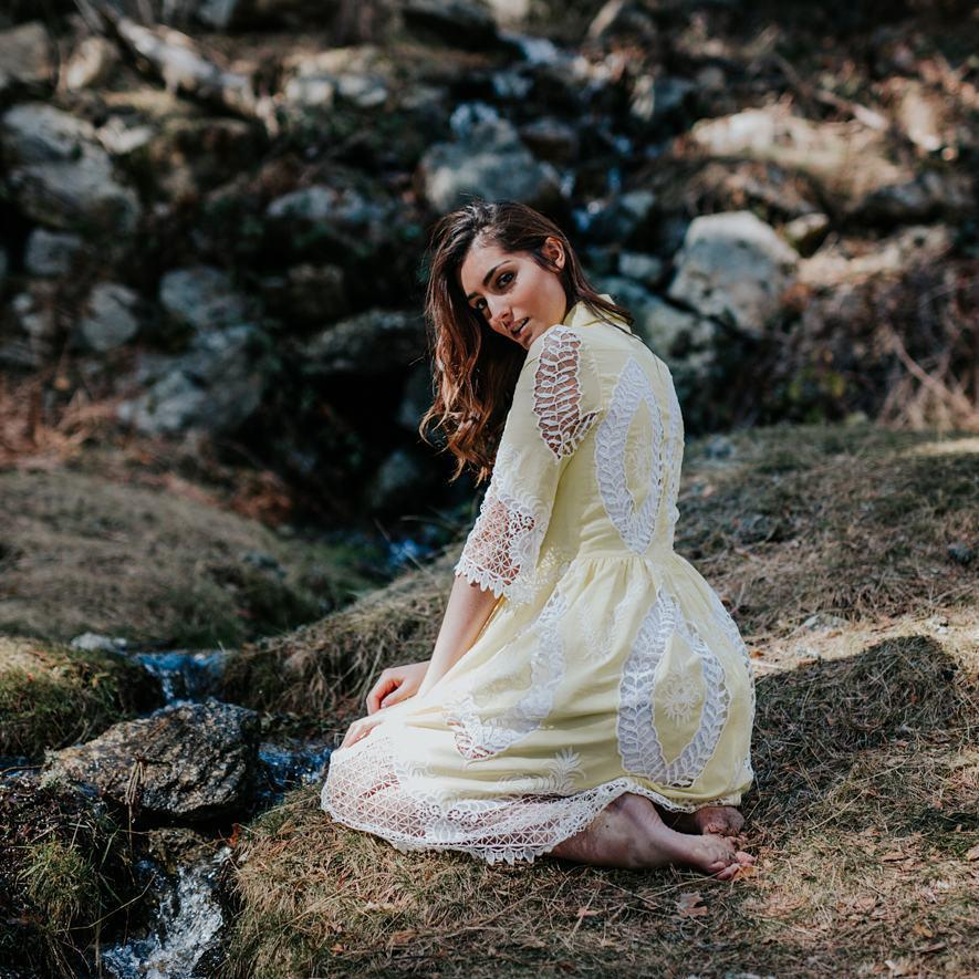 Raquel Tejedor Feet