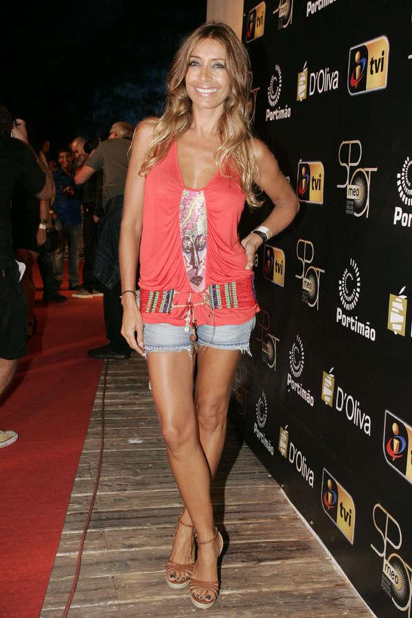 Claudia Jacques Feet