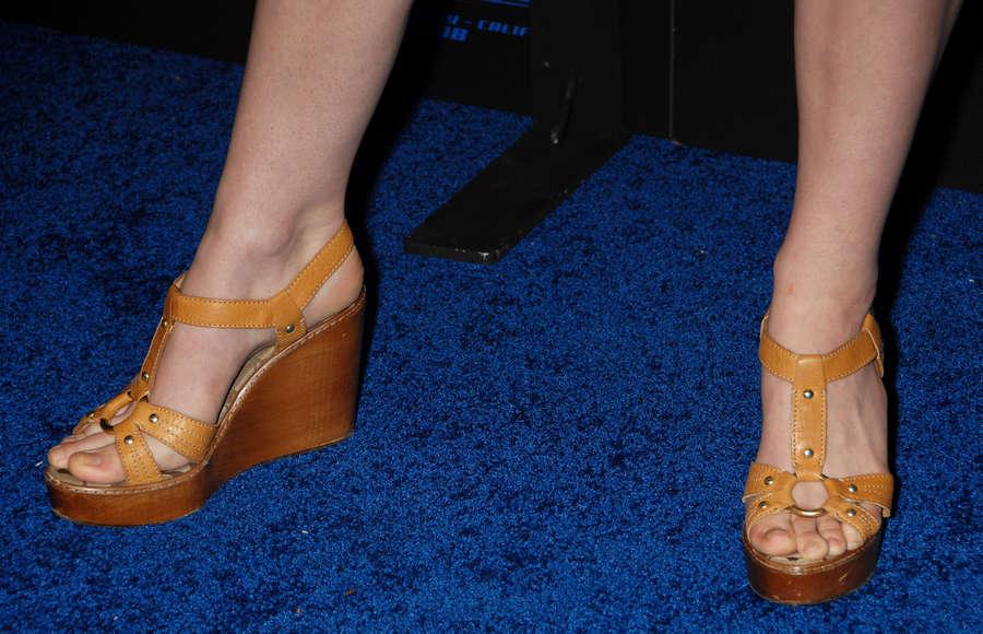 Madeline Zima Feet