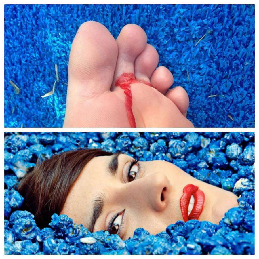 Yelle Feet