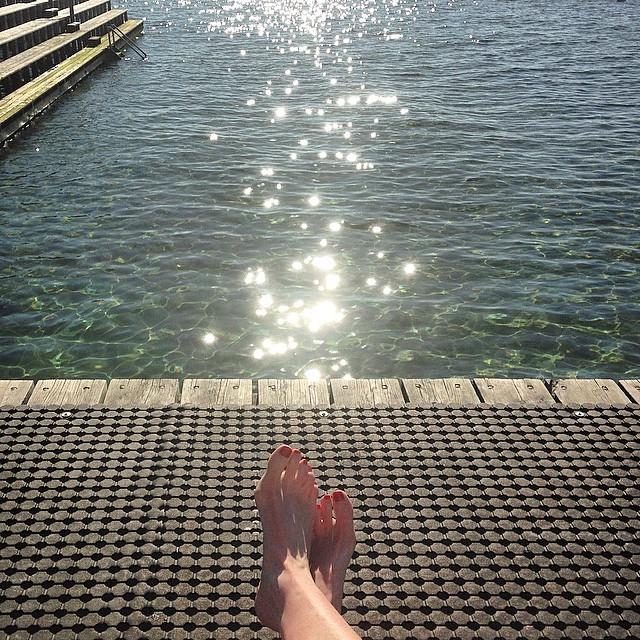 Ditte Hansen Feet