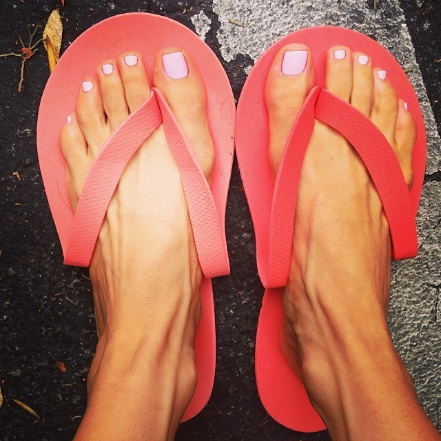 Trish Suhr Feet
