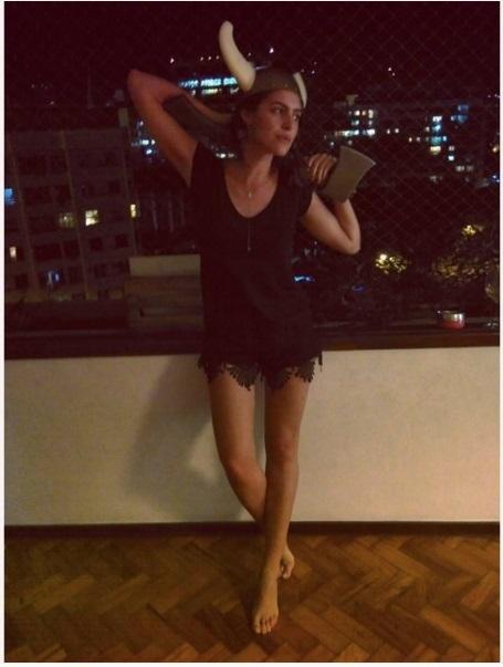 Elisa Brittes Feet