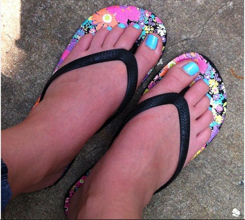 Penelope Ford Feet