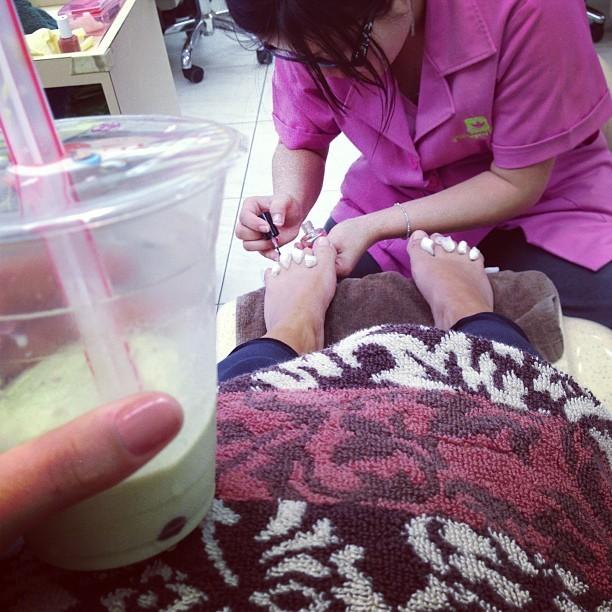 Chelsea Pereira Feet