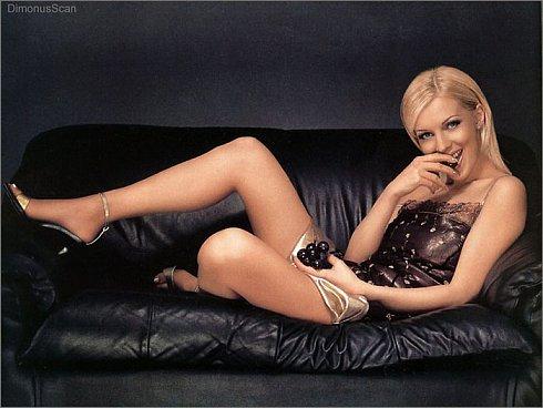 Nataliya Vetlitskaya Feet