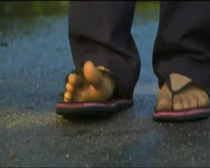 Fasha Sandha Feet