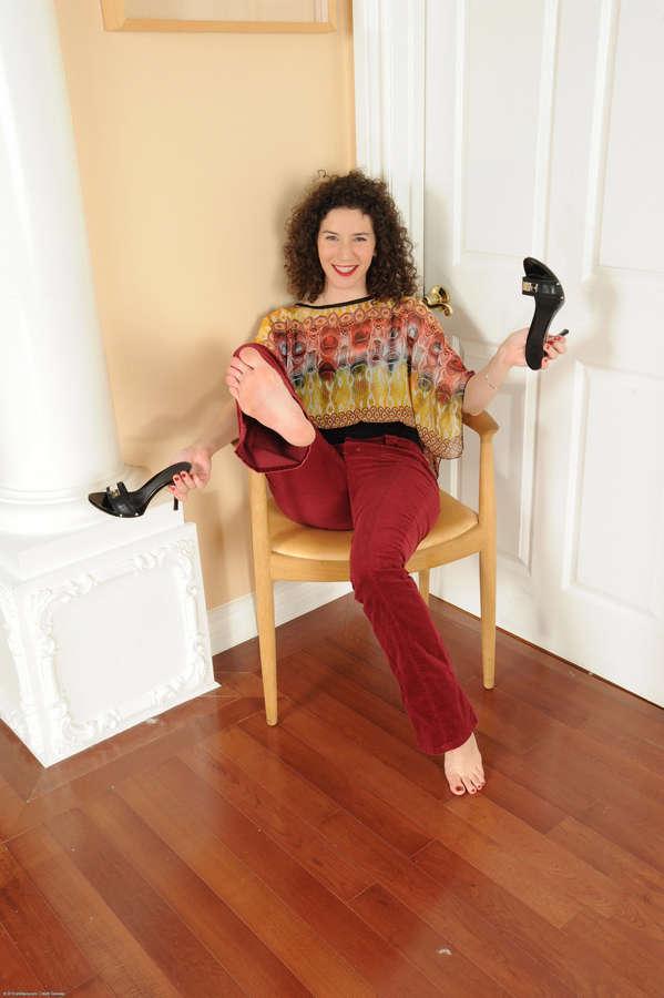 Sativa Verte Feet