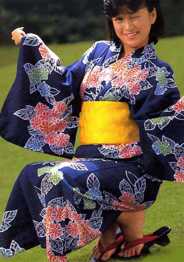 Keiko Watanabe Feet