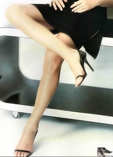 Ilaria DAmico Feet