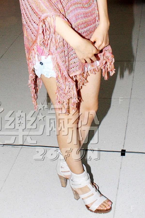 Katy Kung Feet