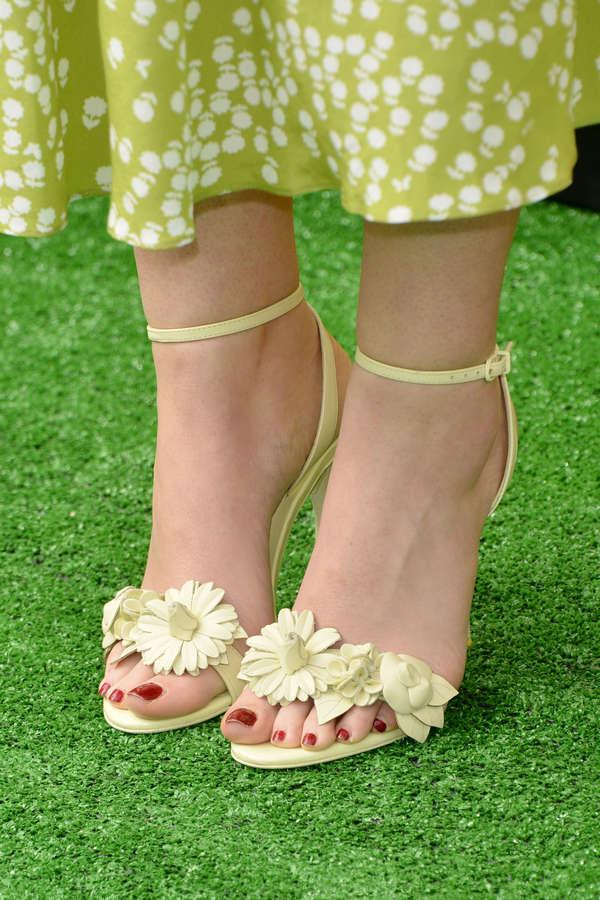 Abbi Jacobson Feet