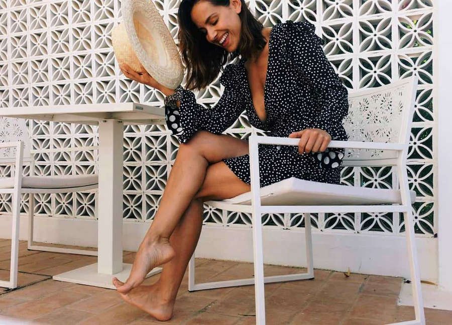 Mariana Monteiro Feet