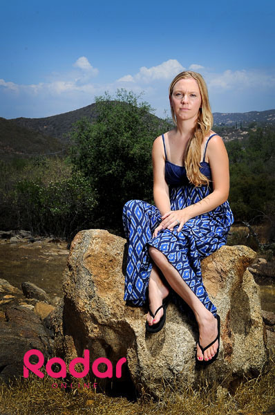 Jenna Miscavige Hill Feet
