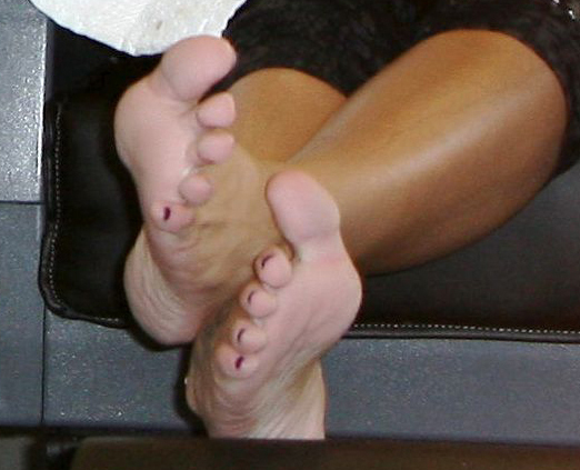 Mandy Jiroux Feet