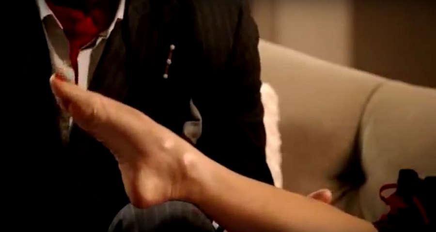 Nicole Scherzinger Feet