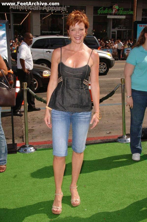 Lauren Holly Feet