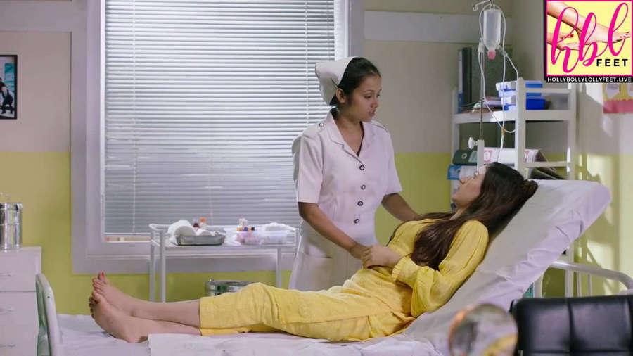 Priyanka Kandwal Feet