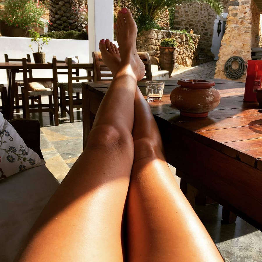 Saskia Noort Feet