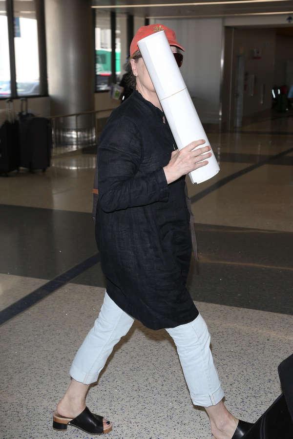 Meryl Streep Feet
