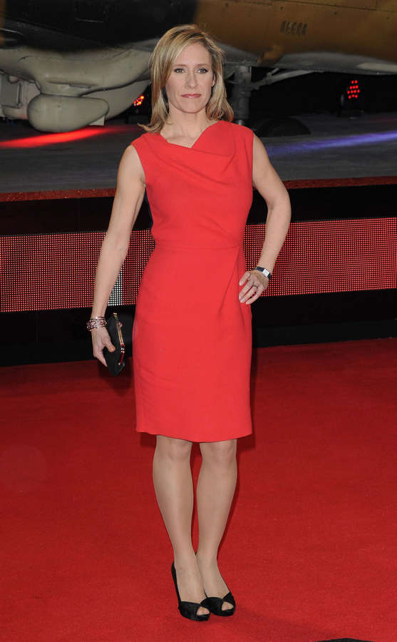 Sophie Raworth Feet