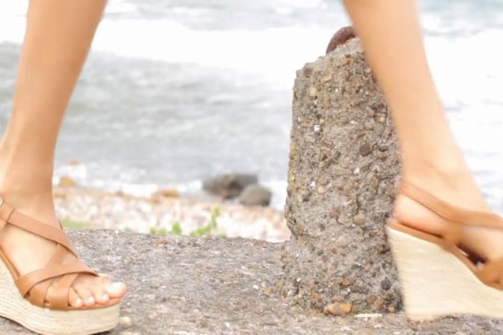 Chinami Tokunaga Feet