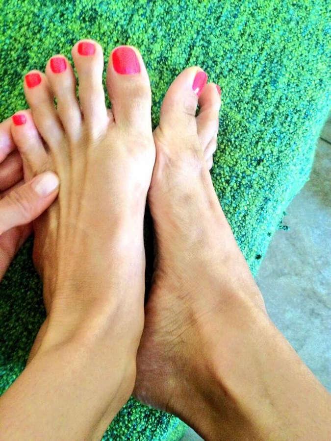Alexis Fawx Feet