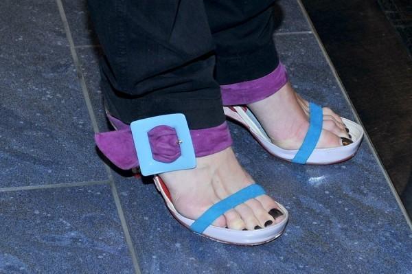 Daria Widawska Feet
