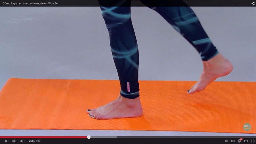 Edna Monroy Feet