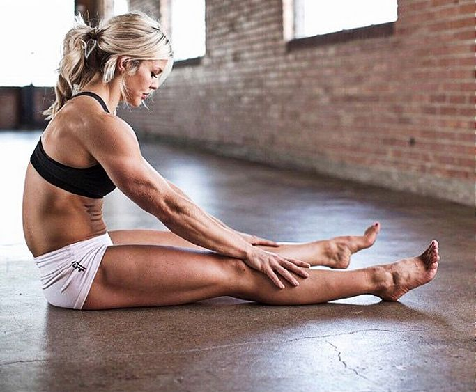 Girls With Muscle Feet