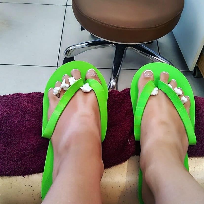 Devanny Pinn Feet