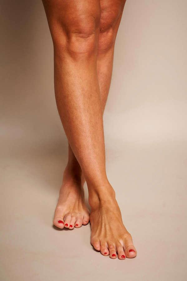 Aisleyne Horgan Wallace Feet