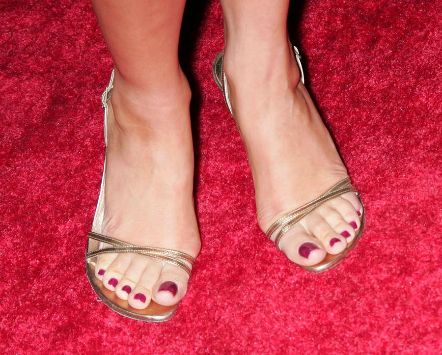 Ali Landry Feet