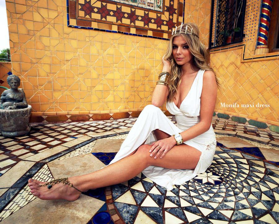 Danielle Knudson Feet
