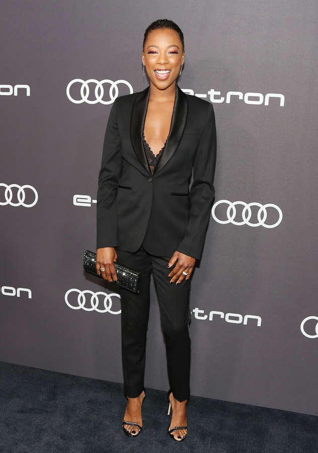 Samira Wiley Feet