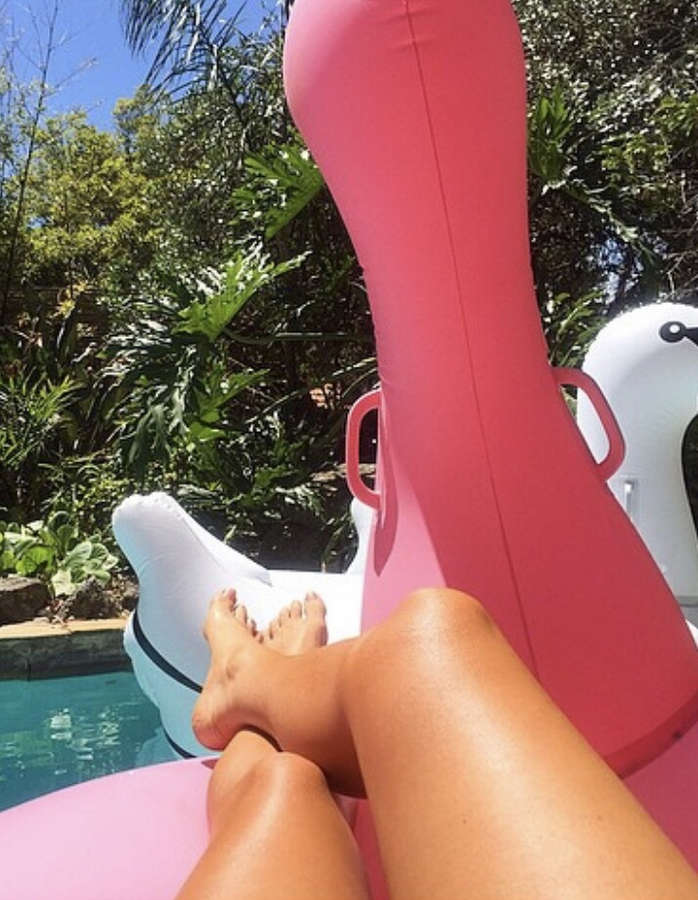 Kylie Gulliver Feet