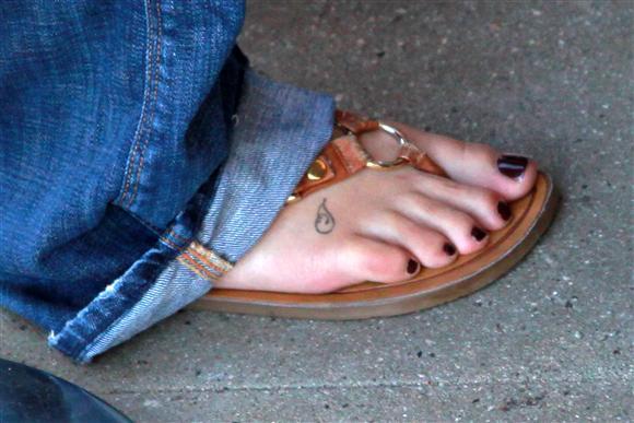 Bristol Palin Feet