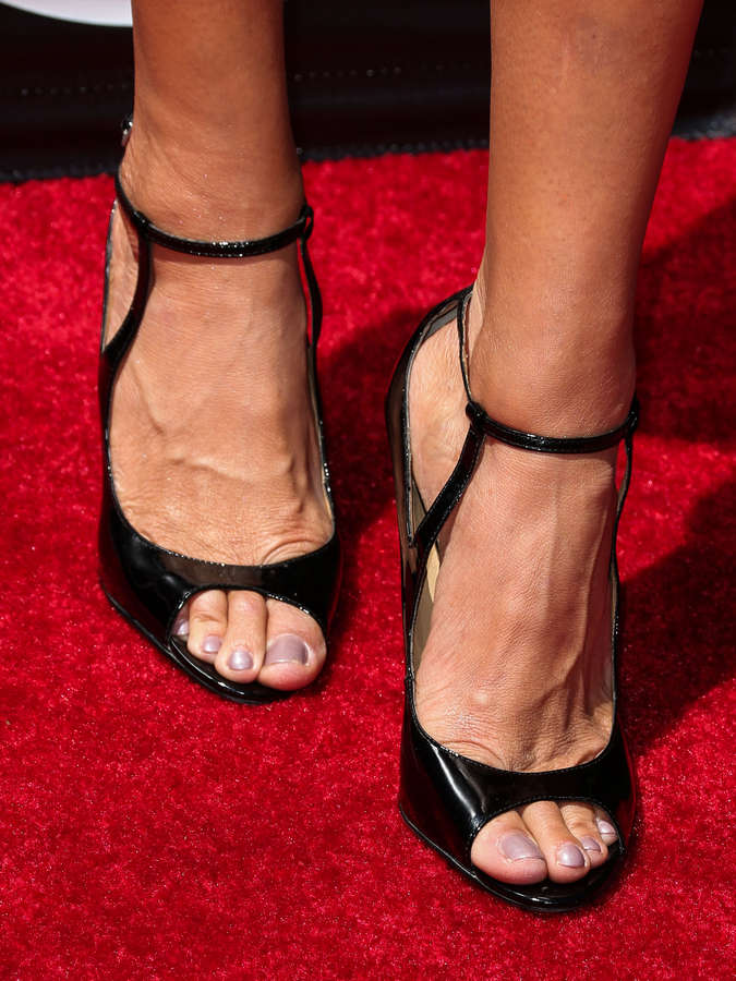 Jennie Finch Feet