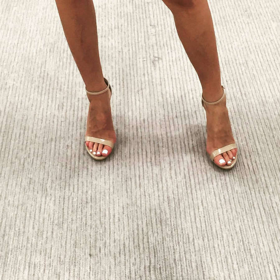 Dianna Russini Feet