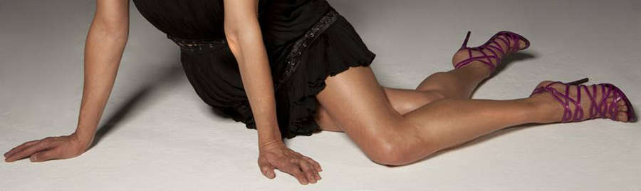 Nadege Dubospertus Feet