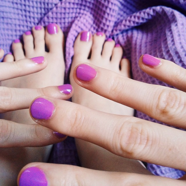 Scarlet Sheppard Feet