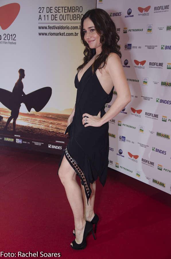 Alessandra Negrini Feet
