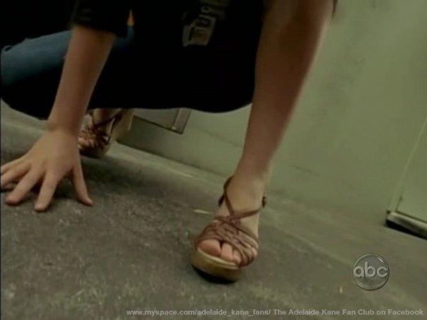 Adelaide Kane Feet