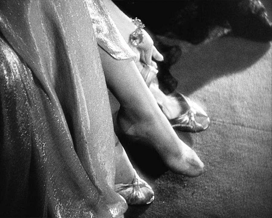Claudette Colbert Feet