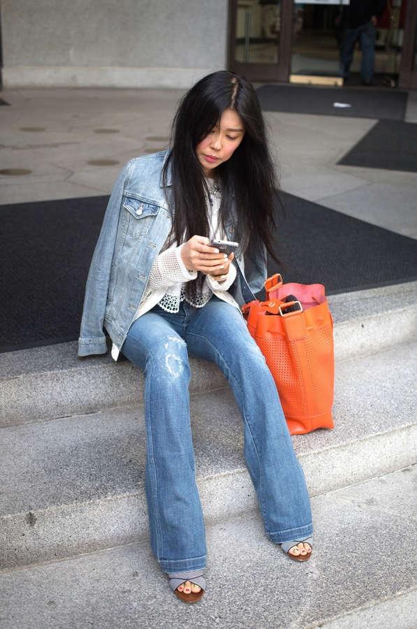 Jenny Wu Feet