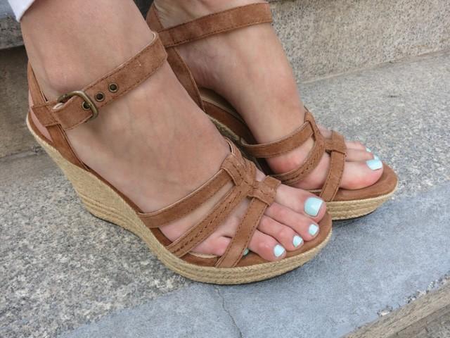 Mar Saura Feet