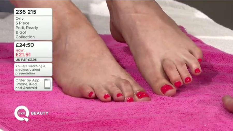 Ali Rhodes Feet